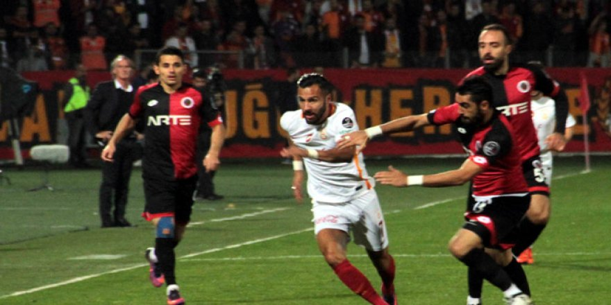 Gençlerbirliği 0-1 Galatasaray