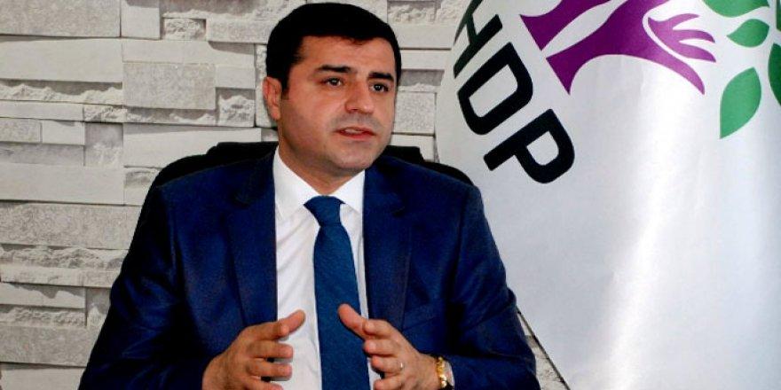 Demirtaş'a yönelik yeni bir dava daha açıldı!