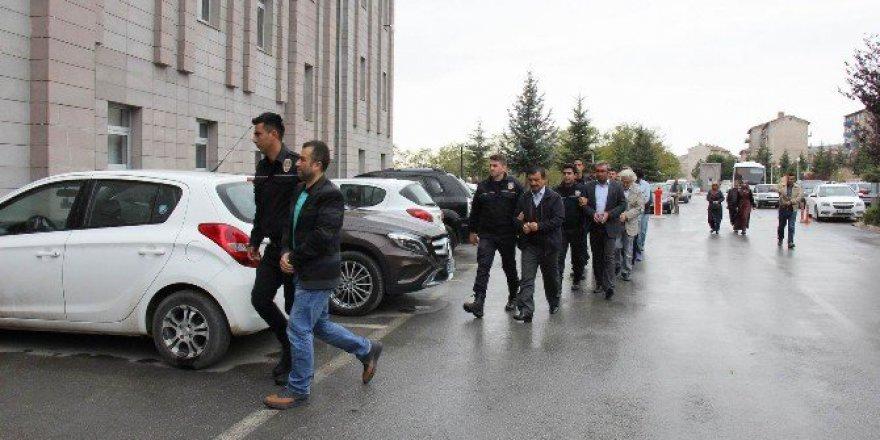 Yozgat, Bozok Üniversitesi'nde FETÖ/PDY Operasyonu