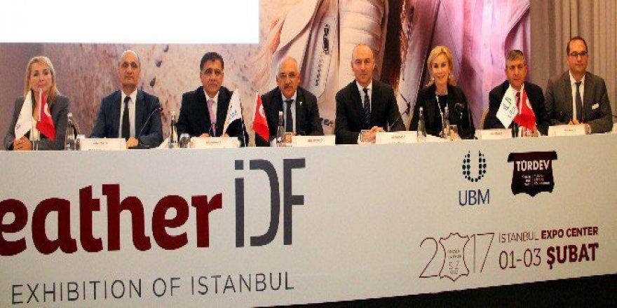 Türk Deri Sektörü Alleather-IDF ile Dünya Pazarına Açılacak!