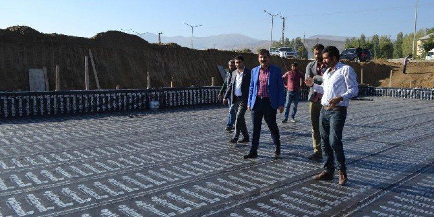 Muş'ta Yeni Otogar Yapımına Başlandı
