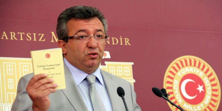 CHP'li Altay'dan 'Başika Ve Musul' Açıklaması