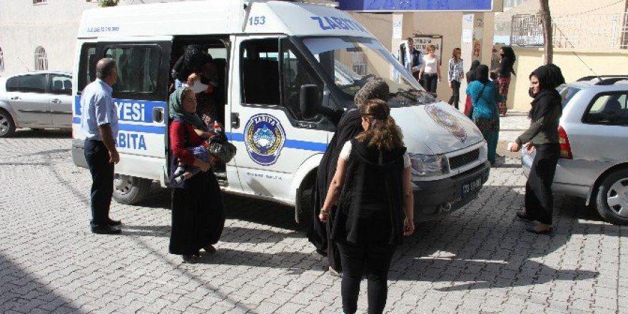 Şırnak, Habur Sınır Kapısı'nda Dilenci Operasyonu