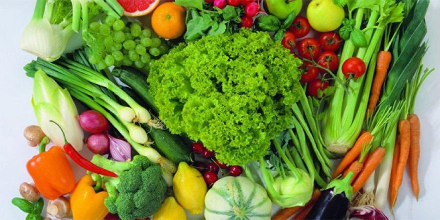 Mevsim geçişlerinde en çok beslenmeye dikkat!