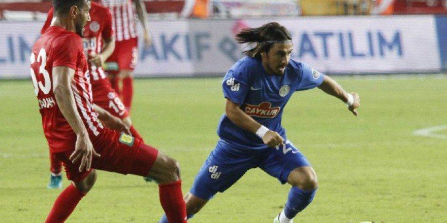 Antalyaspor 1-1 Çaykur Rizespor