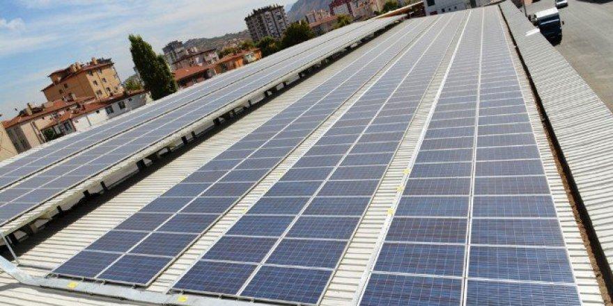 Melikgazi Belediyesi Kendi Elektriğini Üretecek