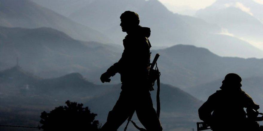 Hakkari, Ninlis Tepe Bölgesinde 4 PKK'lı terörist etkisiz hale getirildi