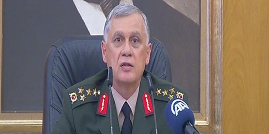 Genelkurmay 2. Başkanı Ümit Dündar, Darbe Araştırma Komisyonu'na Konuştu