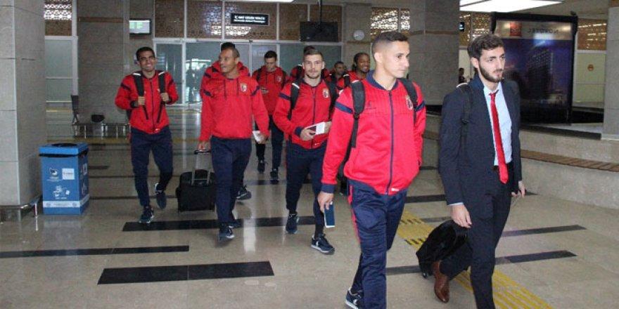 Atiker Konyaspor'la Karşılaşacak ''Braga'' kafilesi Konya'da