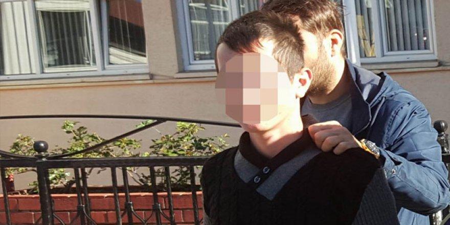 Samsun'da 18 yaşındaki genç uyuşturucu ticaretinden tutuklandı