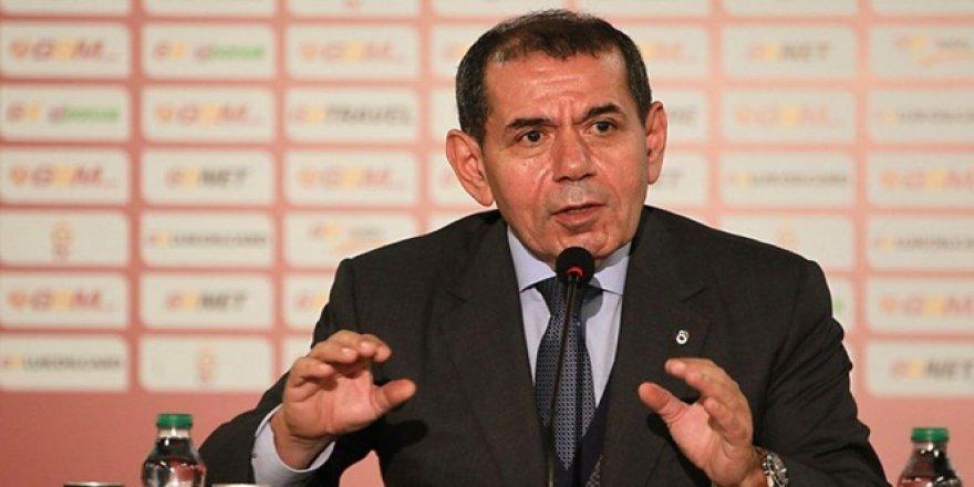 Dursun Özbek: G.Saray 1.5 milyar TL'ye varan borç yükünün altında