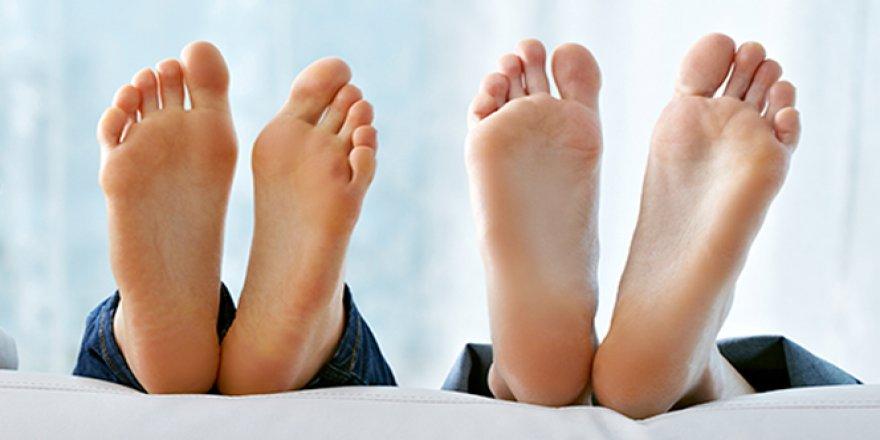 Kadınların ayakları erkeklere göre neden daha fazla üşür?