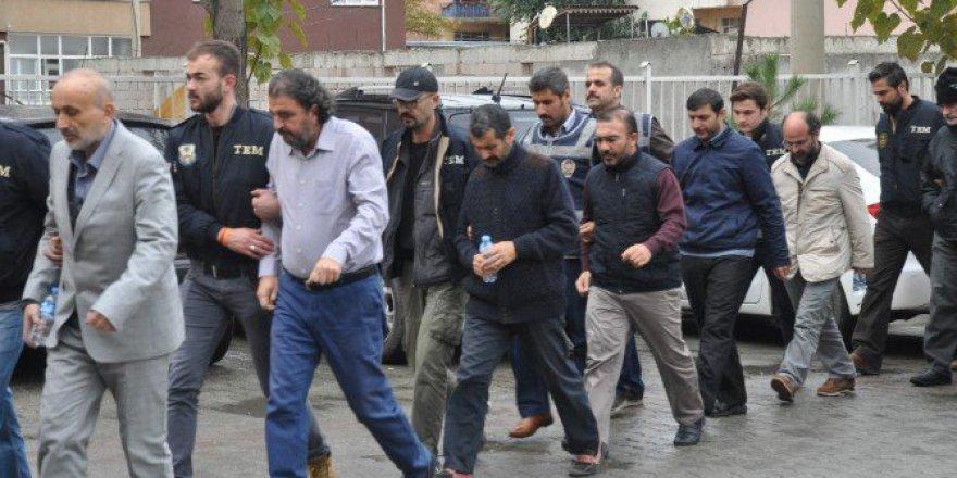 Iğdır Üniversitesi'nde FETÖ'den 15 Kişi Adliyeye Çıkarıldı