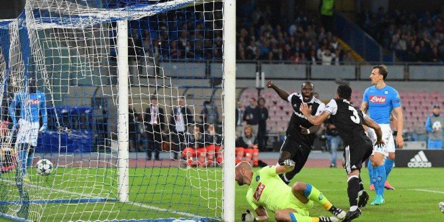 Beşiktaş 3-2 Napoli