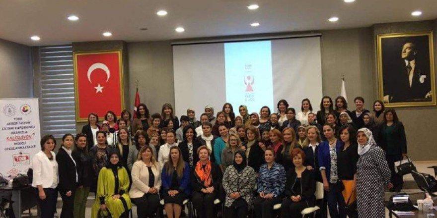 Kütahya'da Kadın Meclisi Toplantısı: ''Biz Her Yerdeyiz''