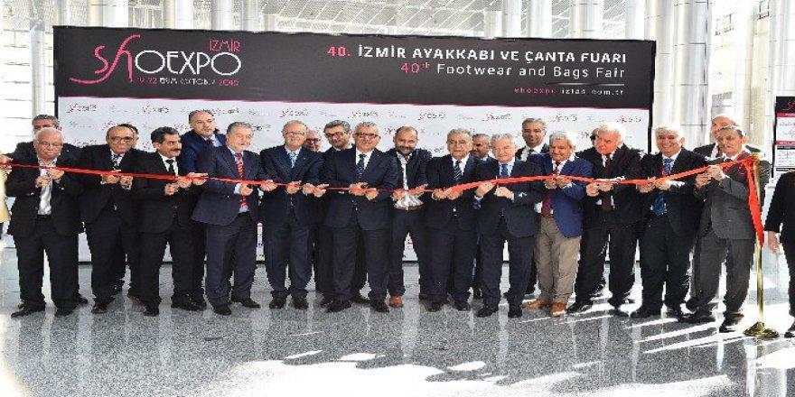 SHOEXPO İzmir Kapılarını 40. Kez Açtı