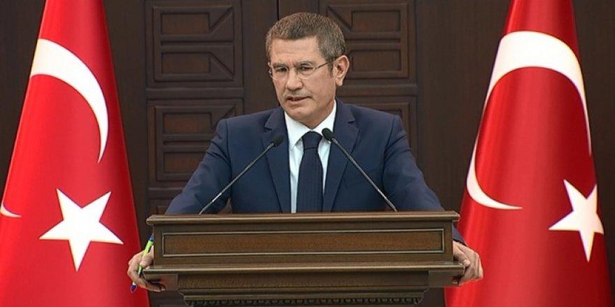 Canikli'den 'Başkanlık sistemi' açıklaması