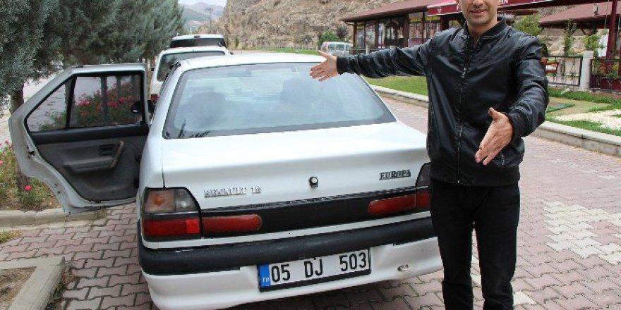 Merzifon'da Hasan Bolat ikinci şoku yaşadı
