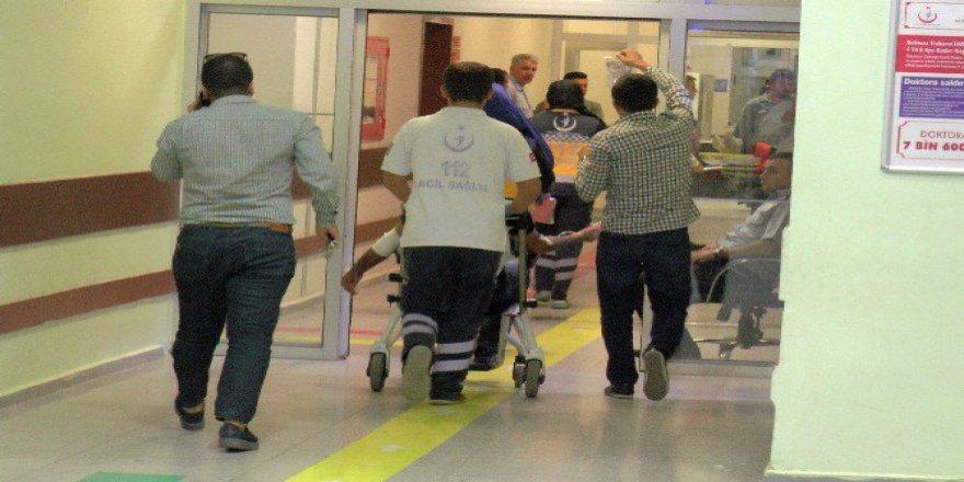 Şanlıurfa'da Korkunç Trafik Kazası:3 Yaralı