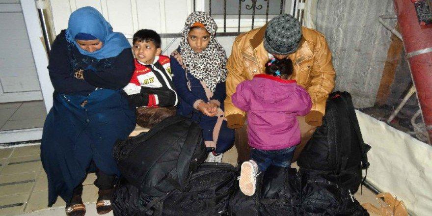 Çanakkale, Ayvacık'ta 30 Kaçak Göçmen Yakalandı