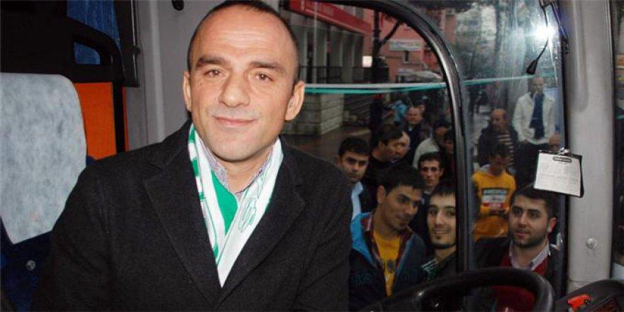 Galip Öztürk Türkiye'ye Döndü!