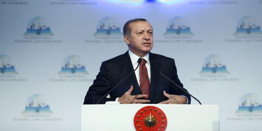 Erdoğan'ın Bursa'da Valilik Ziyareti Sırasında Hareketli Anlar