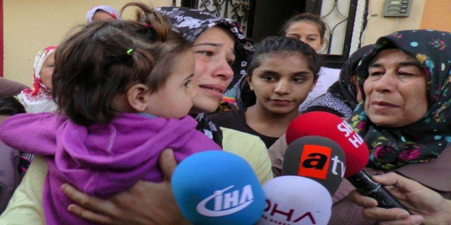 Gaziantep'te 2 Gün Önce Kaybolan Hatice Kübra ile Annesinin Duygulandıran Buluşması