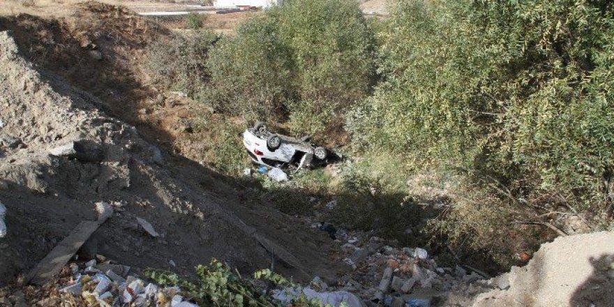 Yozgat, Atatürk Yolu Üzerinde Trafik Kazası: 3 Yaralı