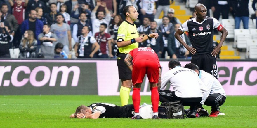 Beşiktaş Caner Erkin şoku yaşıyor!