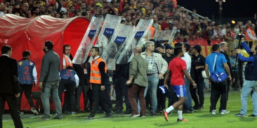 Eskişehirspor'a şok! 3 Puanı silinecek