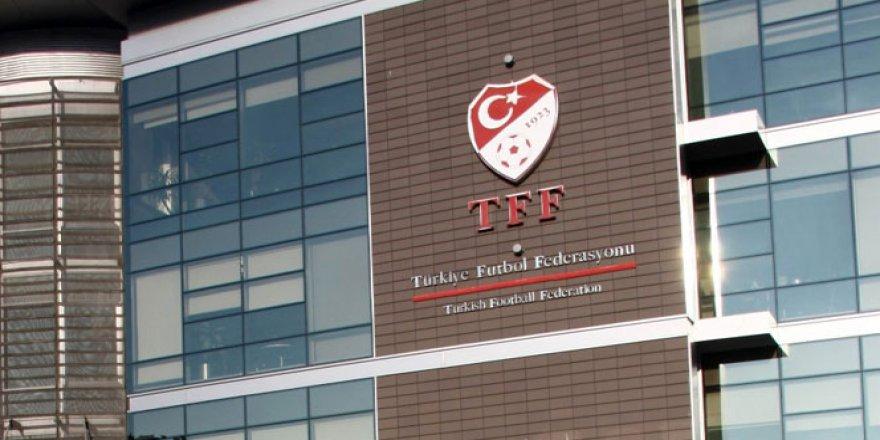 Göztepe Eskişehirspor maçı için TFF'den açıklama