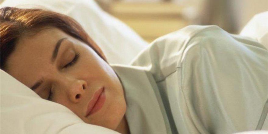 Uykudaki bu tehlikeye dikkat edin!
