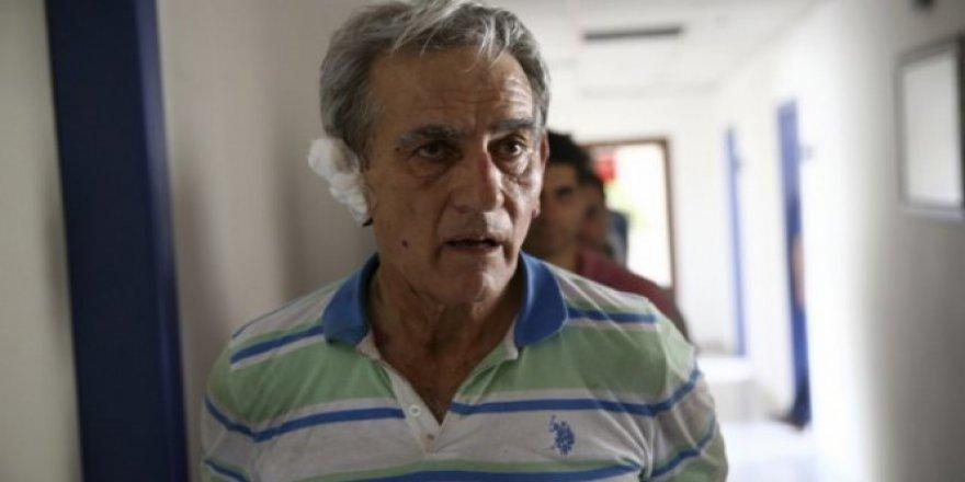 Akın Öztürk'ün babası sessiz sedasız gömüldü