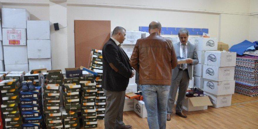 Bilecik, Bozüyük TSO 850 Öğrenciye Bot Yardımı Yaptı