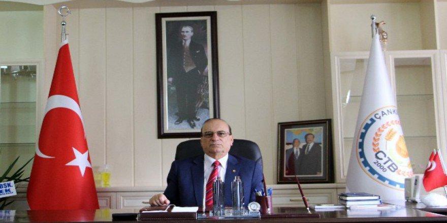Tutuklanan Çankırı Ticaret Borsası Başkanı Yerine Sadullah Erdem