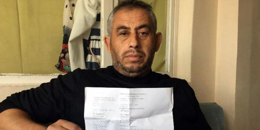 İzmir'de Adem Çelmen'e darp iddiası