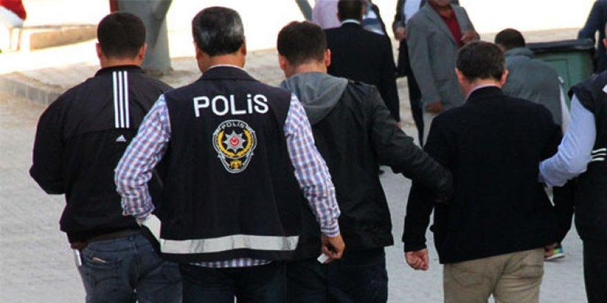 Denizli'de FETÖ/PDY'den 45 Kişiye Gözaltı