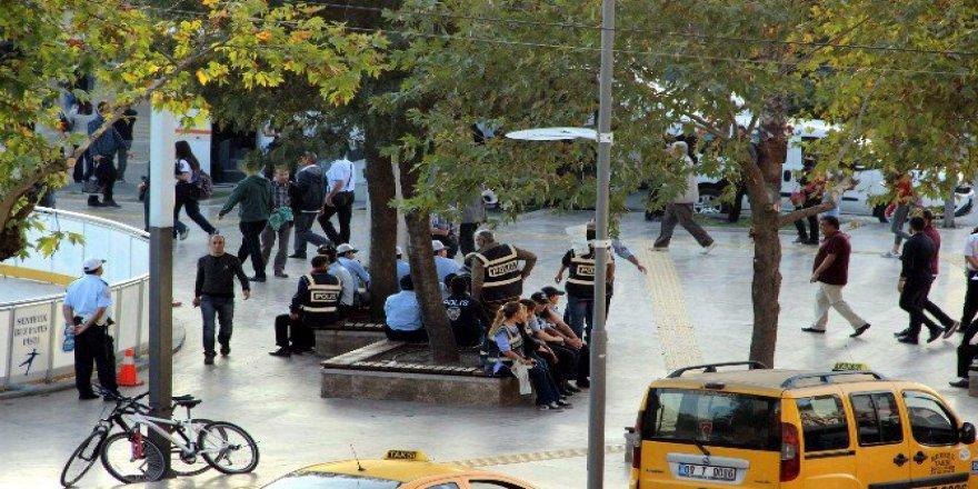 Aydın, Efeler'de Polis Kışanak Ve Anlı İçin Eylem Yapılmasına İzin Vermedi
