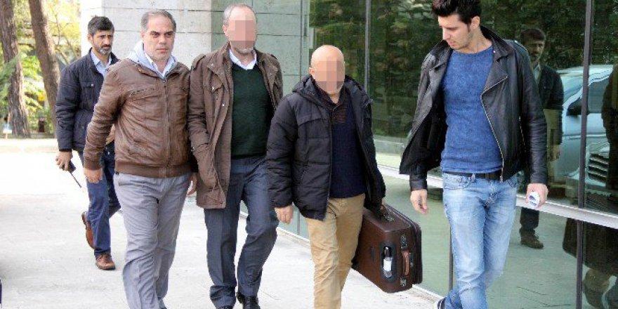 Samsun'da FETÖ Operasyonunda 2 Öğretmen Tutuklandı