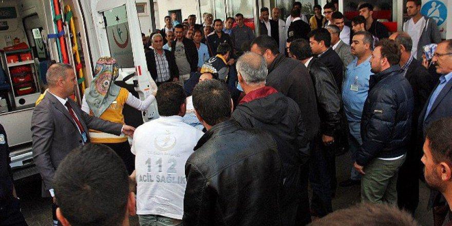 Bingöl, Genç'te İmha Edilmek İstenen Patlayıcı İnfilak Etti: 2'si Polis 3 Yaralı