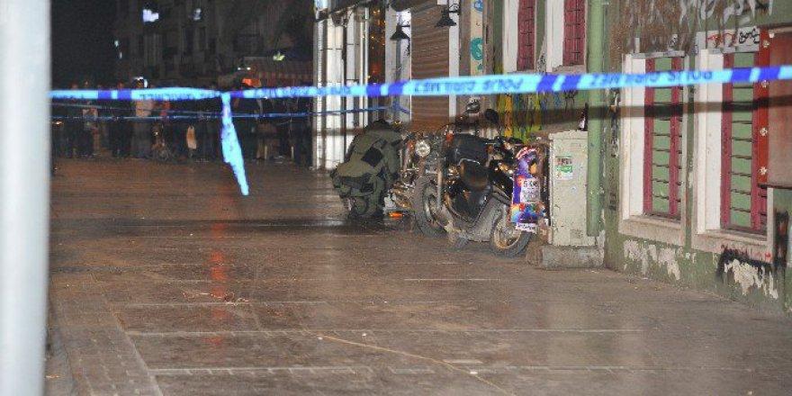 İzmir, Kıbrıs Şehitleri Caddesi'nde Şüpheli Çanta Paniği