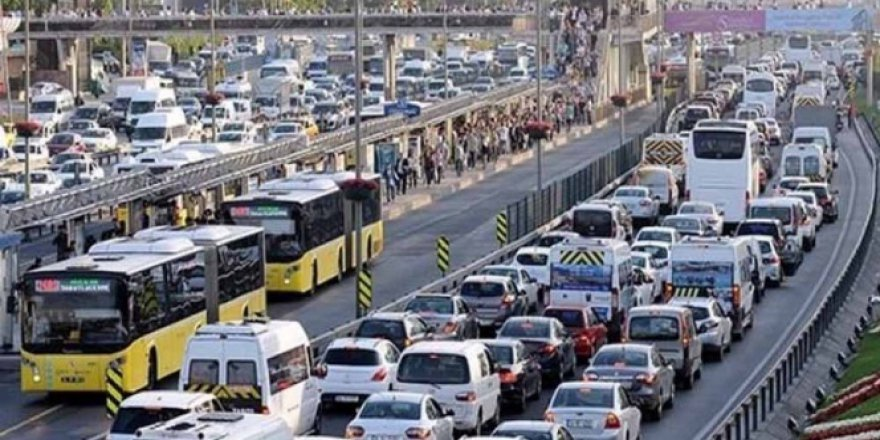 İstanbul'da bu yollara dikkat!