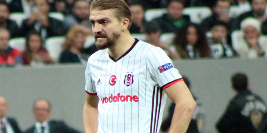 Beşiktaş'tan Caner Erkin'e sürpriz