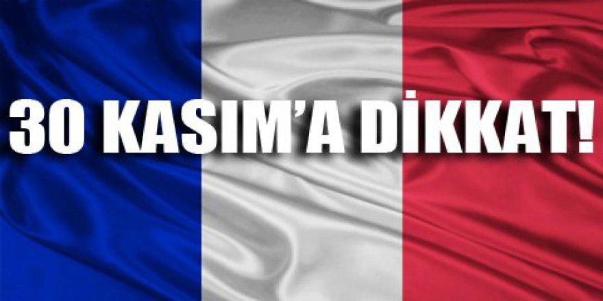 Fransa'dan Türkiye için uyarı!