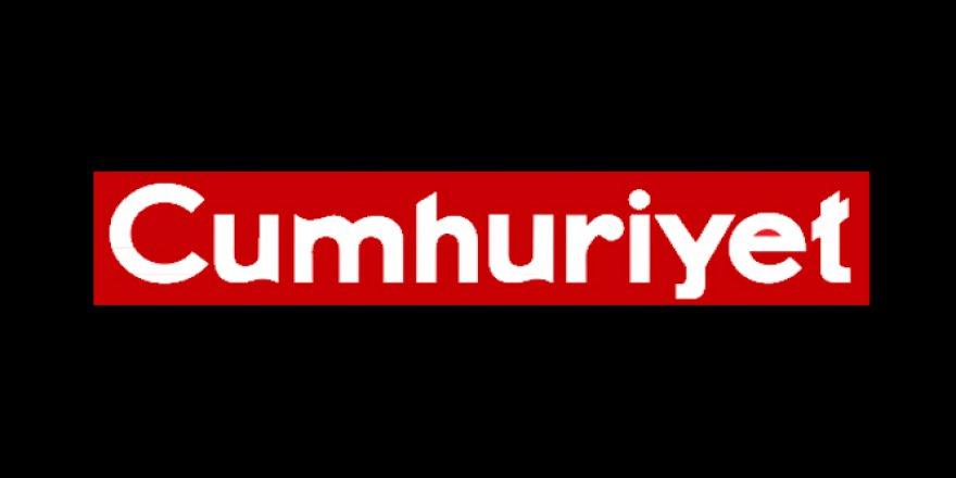 Cumhuriyet Gazetesi yöneticilerine operasyon!
