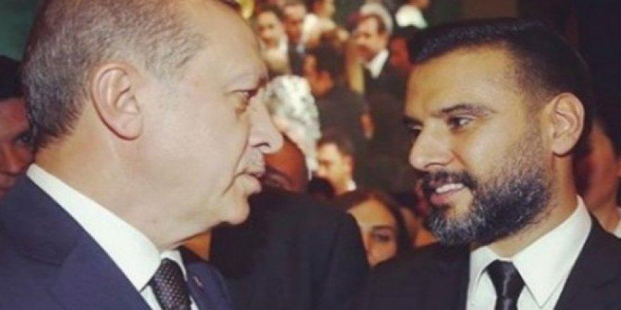 Alişan'dan Erdoğan'a söz