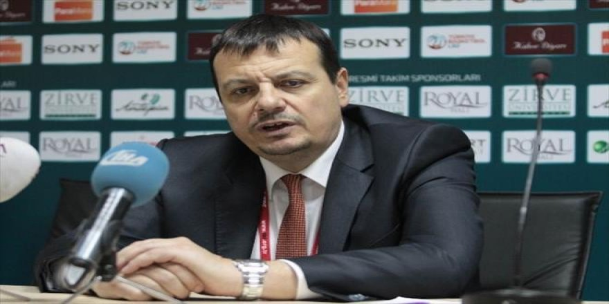 """Ergin Ataman: """"İlk Yarıda Tempomuz Oldukça Düşüktü"""""""