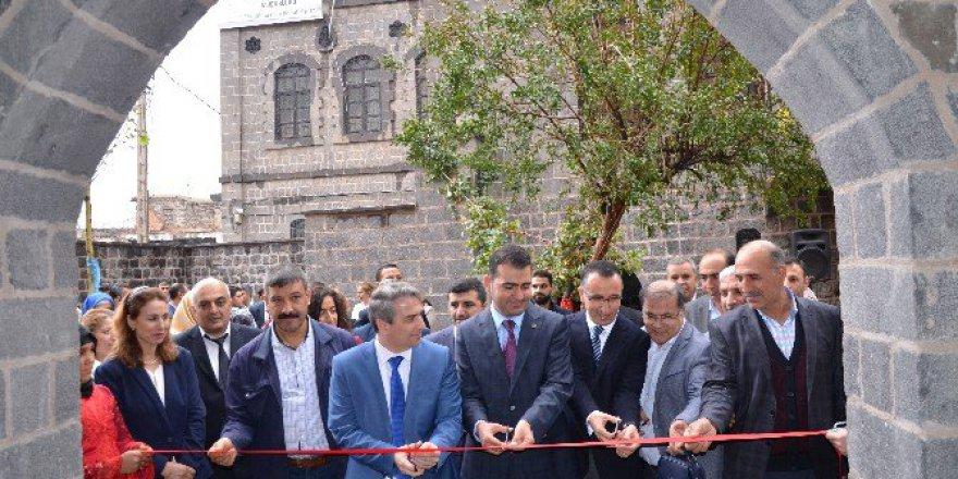 Şanlıurfa, Siverek'teki 116 Yıllık Tarihi Binanın Restorasyonu Tamamlandı