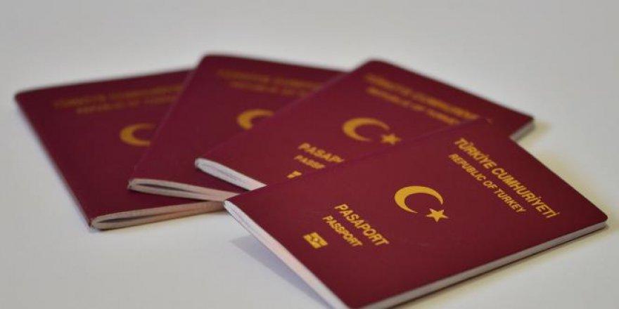 Pasaportta ''Parmak izi'' dönemi!