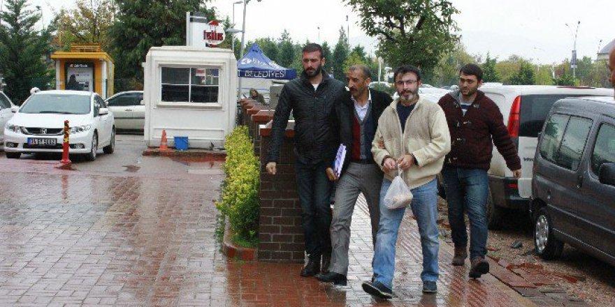 Kocaeli'de FETÖ/PDY'den 1 Kişi Adliyeye Sevk Edildi